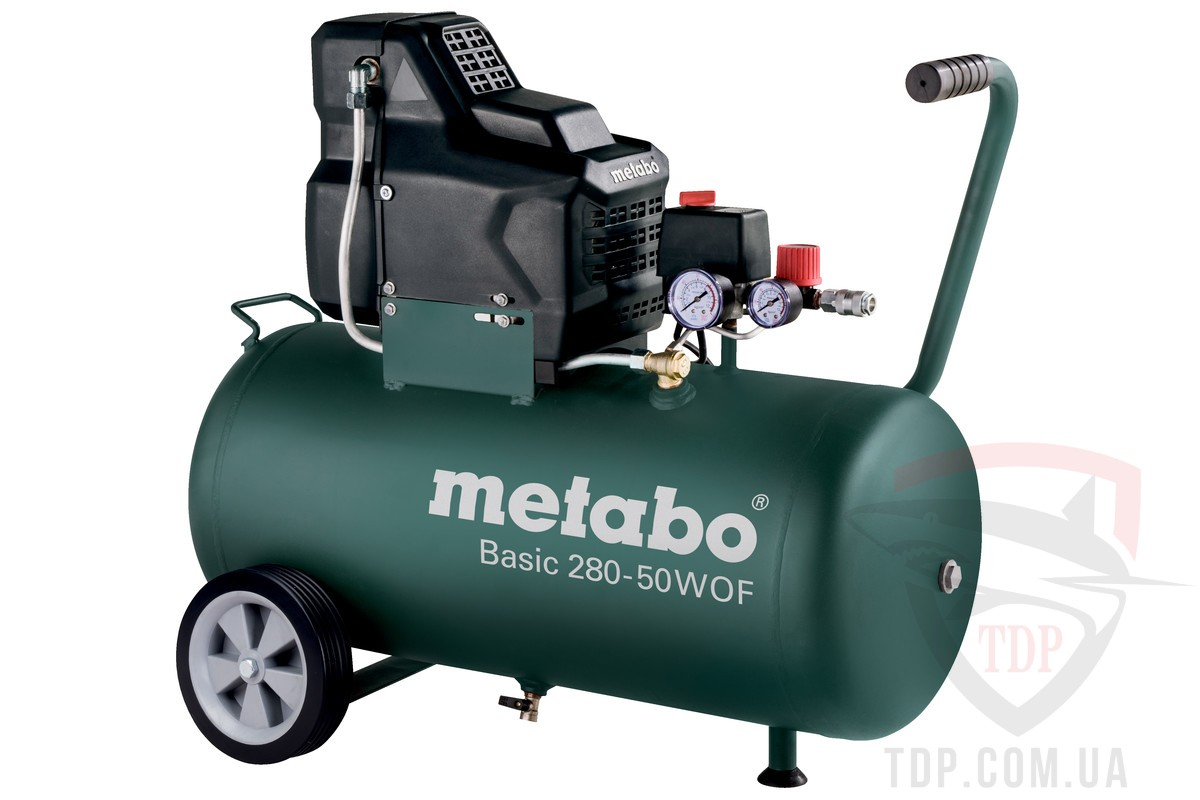 Компресcор Metabo Basic 280-50 W OF