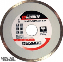 Диск алмазный GRANITE 19-4180 turbo wave180 мм