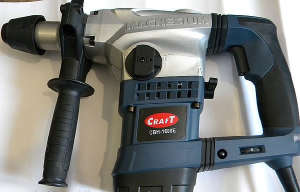 Перфоратор Craft CBH-1600 E