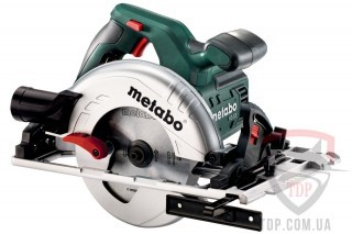 Пила ручная циркулярная Metabo KS 55 FS MetaLoc