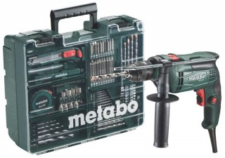 Дрель ударная  Metabo SBE 650 Mobile Workshop